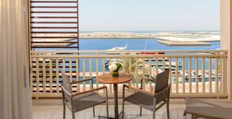 Jannah Hotel Apartments & Villas - Ras Al Khaimah - Balcony