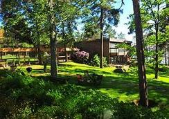 Hotel Rantapuisto - Хельсинки - Вид снаружи