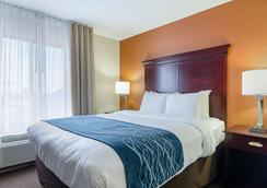 Comfort Inn & Suites - Hutchinson - Chambre