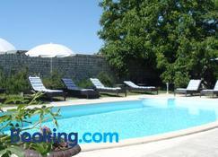 Le Clos de Ligré - Chinon - Pool