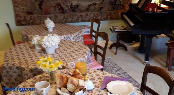 Le Clos de Ligré - Chinon - Dining room