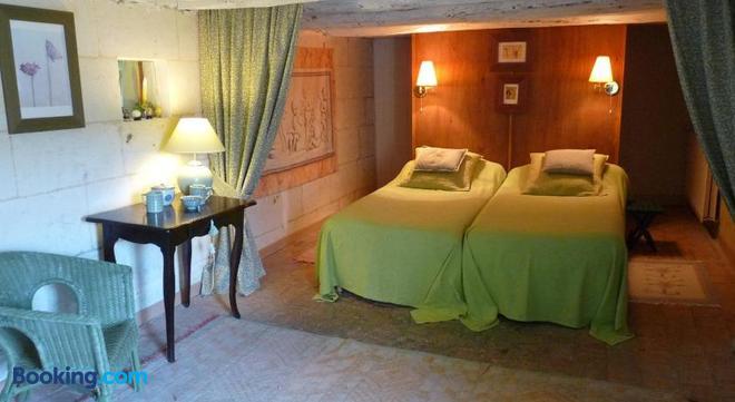 Le Clos de Ligré - Chinon - Bedroom