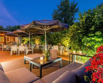 Best Western Plus Kurhotel an der Obermaintherme - Bad Staffelstein - Patio