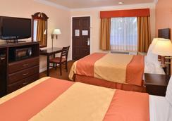 Americas Best Value Inn Sunnyvale - Sunnyvale - Makuuhuone