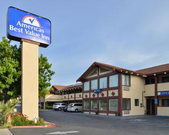 Americas Best Value Inn Sunnyvale - Sunnyvale - Building