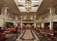 塞弗林歐姆尼酒店 - 印第安那波里 - 印第安納波利斯 - 大廳