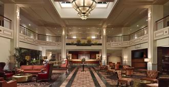 Omni Severin Hotel - Indianápolis - Lobby