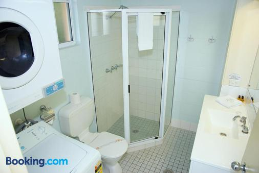 Alatai Holiday Apartments - Darwin - Μπάνιο