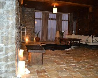 Art Dolen Villa - Dolen - Bedroom