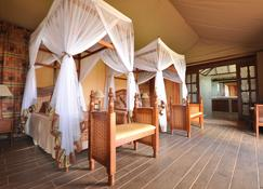 Kilima Safari Camp - Kimana - Bedroom