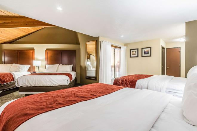 Comfort Inn Norwalk - Sandusky - Norwalk - Chambre