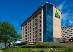 Holiday Inn Express Leeds - City Centre - Leeds - Rakennus