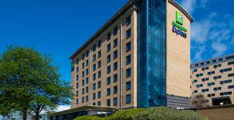 Holiday Inn Express Leeds - City Centre - Leeds - Bangunan
