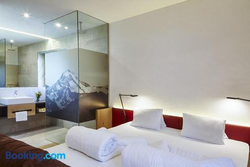 Hotel Obermoosburg - Latsch - Schlafzimmer