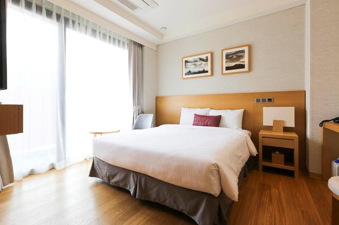 首爾博爾若米精品飯店 - 首爾 - 臥室