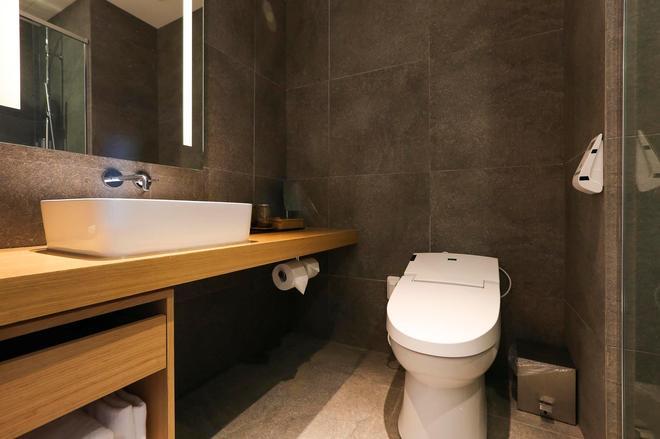 首爾博爾若米精品飯店 - 首爾 - 浴室