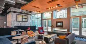 Aloft Charleston Airport & Convention Center - North Charleston - Lounge