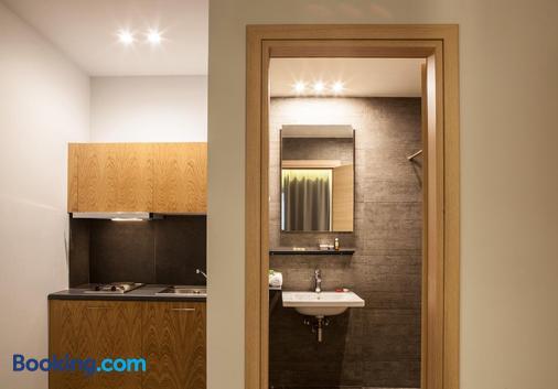 Anemos Rooms & Apartments - Нафплион - Ванная