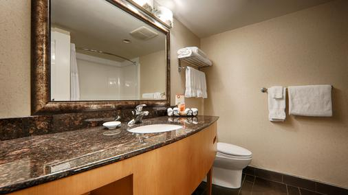 Best Western Plus Kelowna Hotel & Suites - Kelowna - Bad