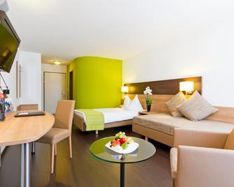 Hotel Olten Swiss Quality - Olten - Bedroom