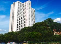 Garden Palace Hotel Surabaya - Surabaya - Gebäude