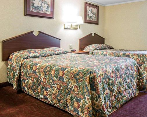 Rodeway Inn - Madison Heights - Schlafzimmer