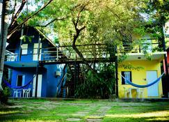 Pousada Cajiba - Imbassai - Edifício