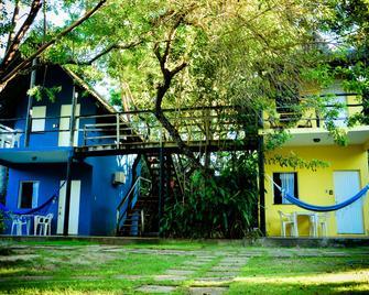 Pousada Cajiba - Imbassai - Edificio
