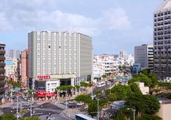 Hotel Rocore Naha - Naha - Outdoor view