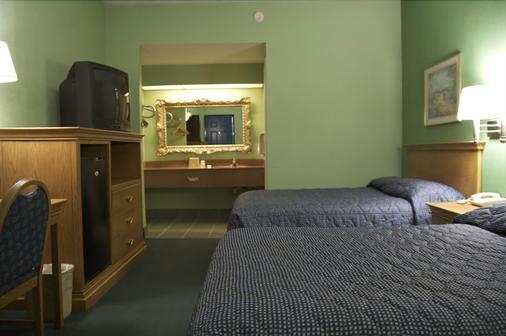 Deluxe Inn Vicksburg Mississippi - Vicksburg - Phòng ngủ