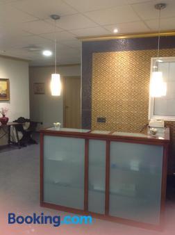 Hostal Bisbal - Valencia - Front desk