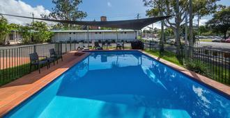 道森汽車旅館 - 利斯莫爾 - 巴里納(澳洲) - 游泳池
