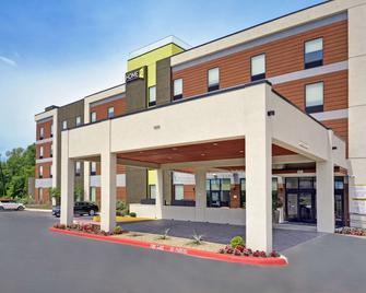 Home2 Suites By Hilton Dallas Desoto - DeSoto - Edificio