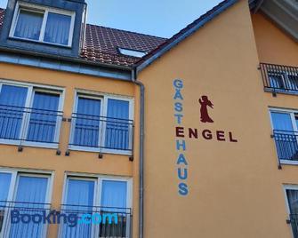 Hotel Gasthof zum Engel - Gästehaus - Kunzelsau - Building