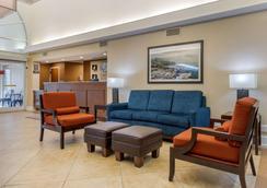 Comfort Suites - Gastonia - Lobby