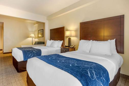 Comfort Suites - Gastonia - Bedroom