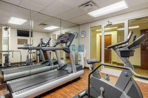 Comfort Suites - Gastonia - Gym