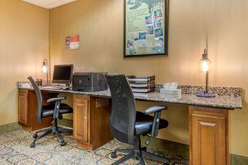 Comfort Suites - Gastonia - Business centre