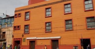 Hotel Real de Leyendas - Гуанахуато - Здание