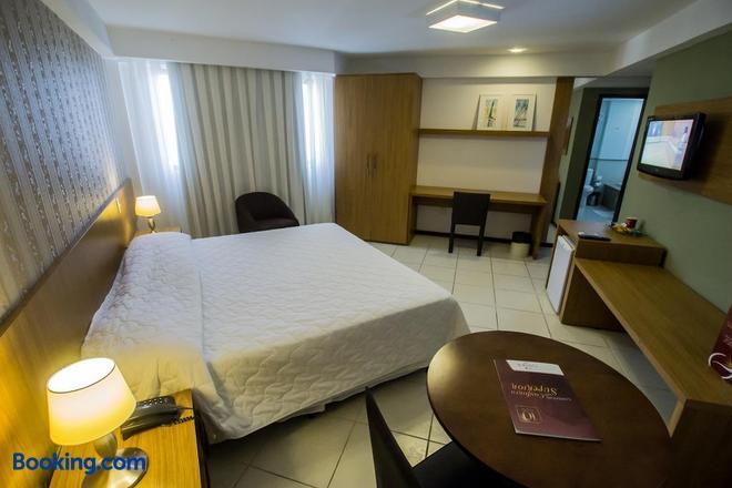 Garbos Trade Hotel - Mossoró - Bedroom