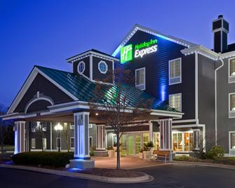 Holiday Inn Express Grand Rapids SW - Grandville - Gebouw