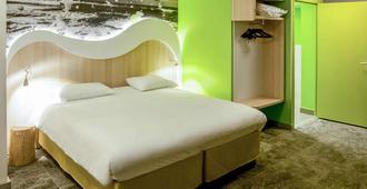 聖馬洛港宜必思尚品酒店 - 聖馬洛 - 聖馬洛 - 臥室