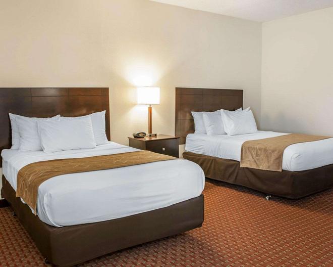 韋恩堡凱富套房酒店 - 宛堡 - 韋恩堡 - 臥室