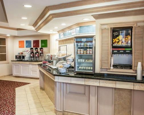 Comfort Suites South - Fort Wayne - Buffet