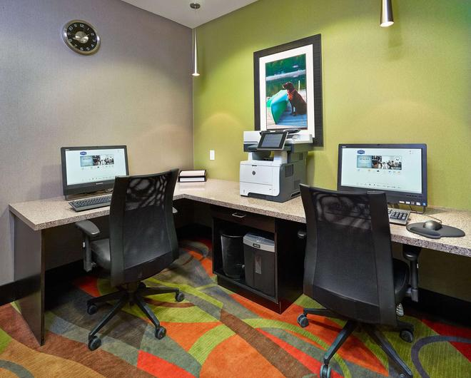 Hampton Inn by Hilton Calgary Airport North - Calgary - Forretningscenter