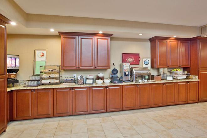 Country Inn & Suites, Atlanta Galleria/Ballpark, - Atlanta - Buffet