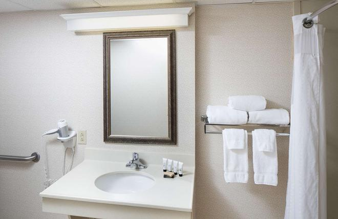 Red Lion Hotel Harrisburg Hershey - Harrisburg - Phòng tắm