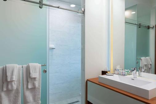 Tryp By Wyndham Maritime Fort Lauderdale - Fort Lauderdale - Phòng tắm