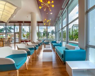 TRYP by Wyndham Maritime Fort Lauderdale - Форт-Лодердейл - Лаундж