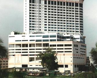 Gocos Hotel - Klang - Rakennus